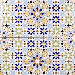 Sihan dekorative arabische fliesen aus marokko - Fliesen marokko ...