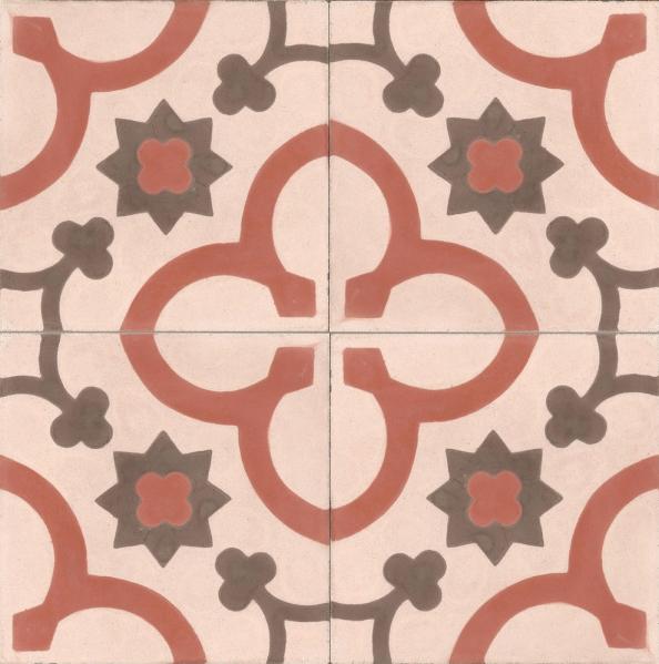 Orientalische Bodenfliesen Fernando