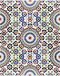 dekorative marokkanische orientalische fliesen esmina. Black Bedroom Furniture Sets. Home Design Ideas
