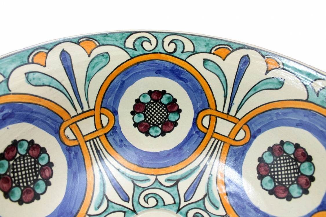 dida marokkanische keramik waschbecken. Black Bedroom Furniture Sets. Home Design Ideas