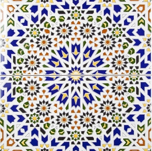 Marokkanische fliesen  Marokkanische Fliesen - Orientalische Dekorfliesen aus Marokko