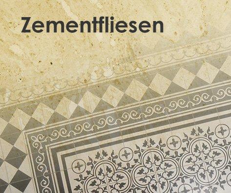 Marokkanische waschbecken fliesen und armaturen buntes - Zementfliesen grau ...